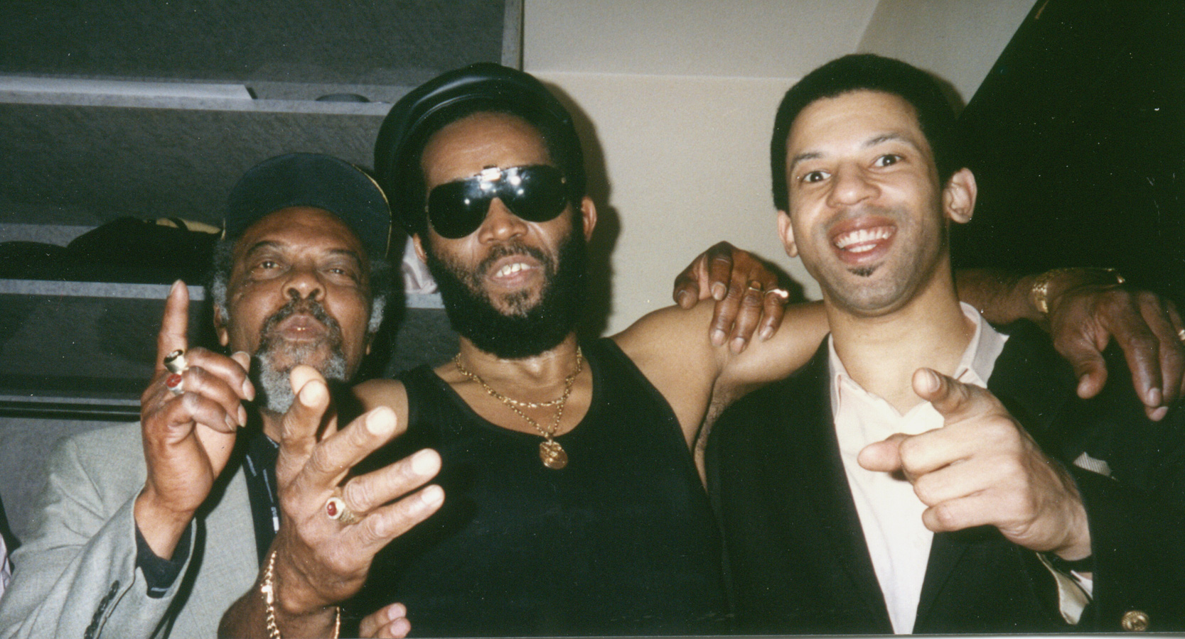 Tommy McCook The Supersonics Rob Walker Stupid Doctor Grooving In Style